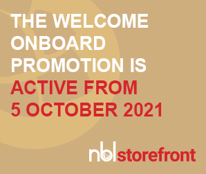 Welcome Promo